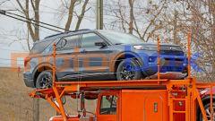 Ford Explorer Timberline, su una bisarca