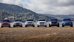 Ford Explorer tutte le generazioni a confronto dal 1990 al 2019