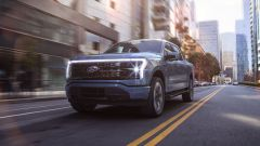 Ford F-150 Lightning, il nuovo pick-up elettrico Made in USA