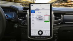 Ford F-150 Lightning, Sync4A nell'infotainment