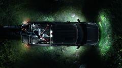 Ford F-150 Lightning, visuale dall'alto