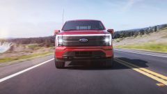Ford F-150 Lightning, visuale frontale