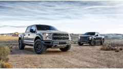 Ford F-150 Raptor SuperCrew 2017 - Immagine: 3