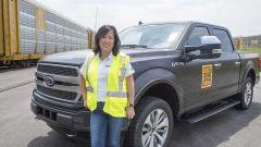 Ford F150 EV: l'ingegner capo Linda Zhang