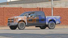 Nuovo Ford F150 Raptor: motore, potenza, foto, lancio