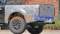 Ford F150 Raptor 2021: sospensioni posteriori a molle elicoidali