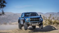 Ford F150 Raptor in off-road