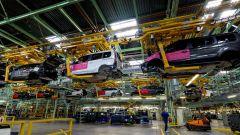 Ford ferma la produzione in Europa