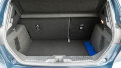 Ford Fiesta 1.0 Ecoboost Hybrid 125 CV ST-Line, il bagagliaio