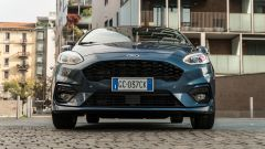 Ford Fiesta 1.0 Ecoboost Hybrid 125 CV ST-Line, il frontale