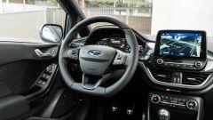 Ford Fiesta 1.0 Ecoboost Hybrid 125 CV ST-Line, il volante