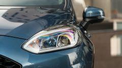Ford Fiesta 1.0 Ecoboost Hybrid 125 CV ST-Line, la firma luminosa