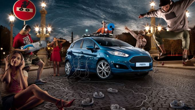 Immagine 0: Ford Fiesta 2013