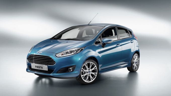 Immagine 6: Ford Fiesta 2013
