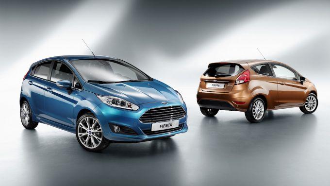 Immagine 8: Ford Fiesta 2013