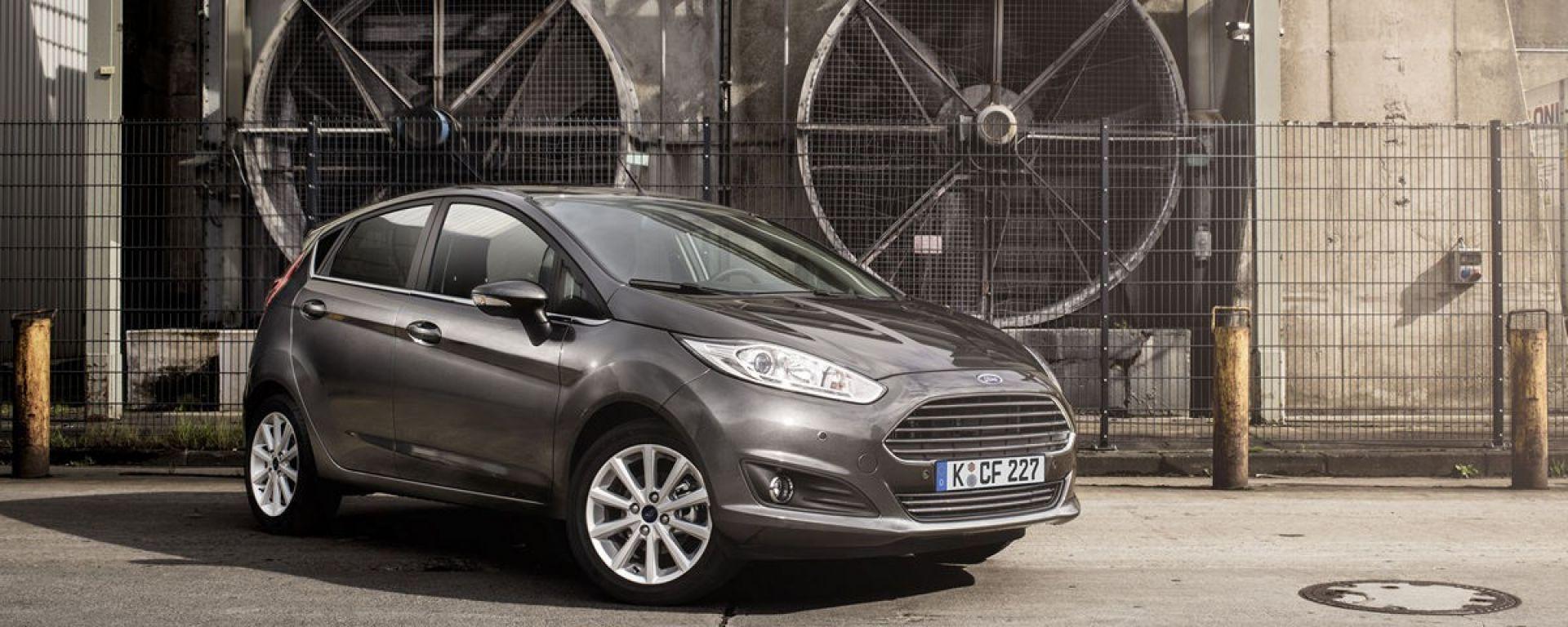 Ford Fiesta 2015: arriva il 1.5 TDCi 95 cv