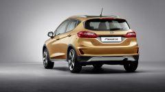 Ford Fiesta Active: alla prova il crossover secondo Ford  - Immagine: 7