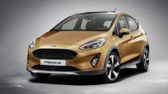 Ford Fiesta Active: alla prova il crossover secondo Ford  - Immagine: 9