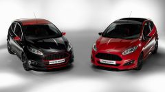 Ford Fiesta Black Edition e Red Edition - Immagine: 1