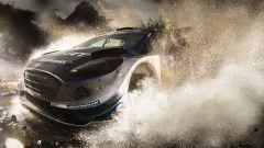Ford Fiesta M-Sport, Sebaastien Ogier, WRC Rally del Messico 2017