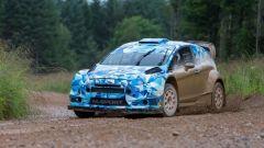 Ford Fiesta M-Sport, sviluppo auto nei pre test