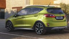 Ford Fiesta MHEV in allestimento Active