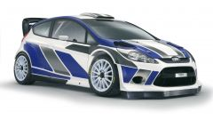 Ford Fiesta RS WRC - Immagine: 3