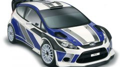 Ford Fiesta RS WRC - Immagine: 4