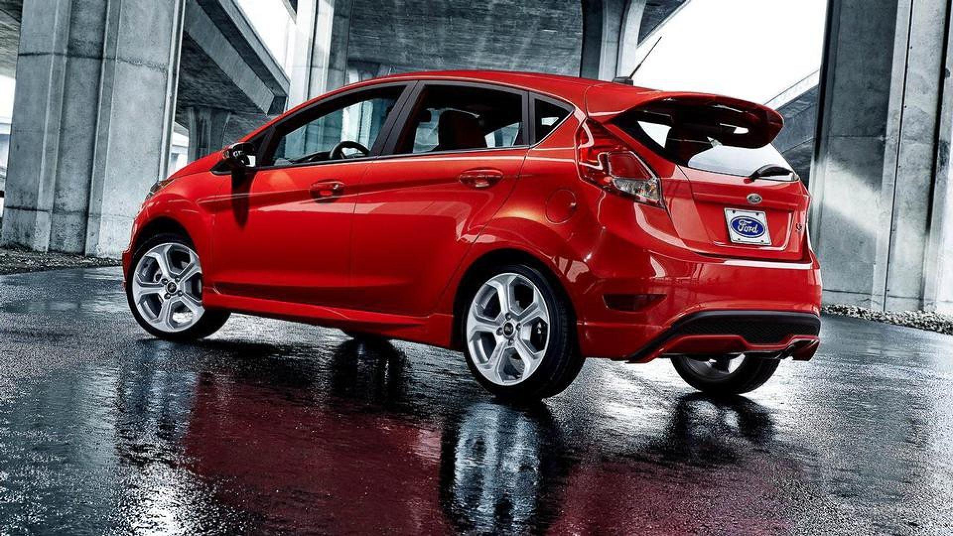 Immagine 5: Ford Fiesta ST 2013