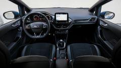 Ford Fiesta ST 2018: gli interni