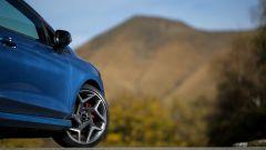 Ford Fiesta ST 2018: i cerchi sono da 18