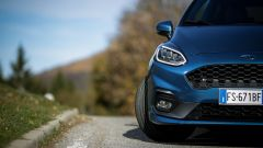Ford Fiesta ST 2018: i fari full led