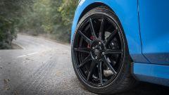 Ford Fiesta ST Edition: cerchi in lega leggera da 18