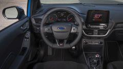 Ford Fiesta ST Edition: gli interni