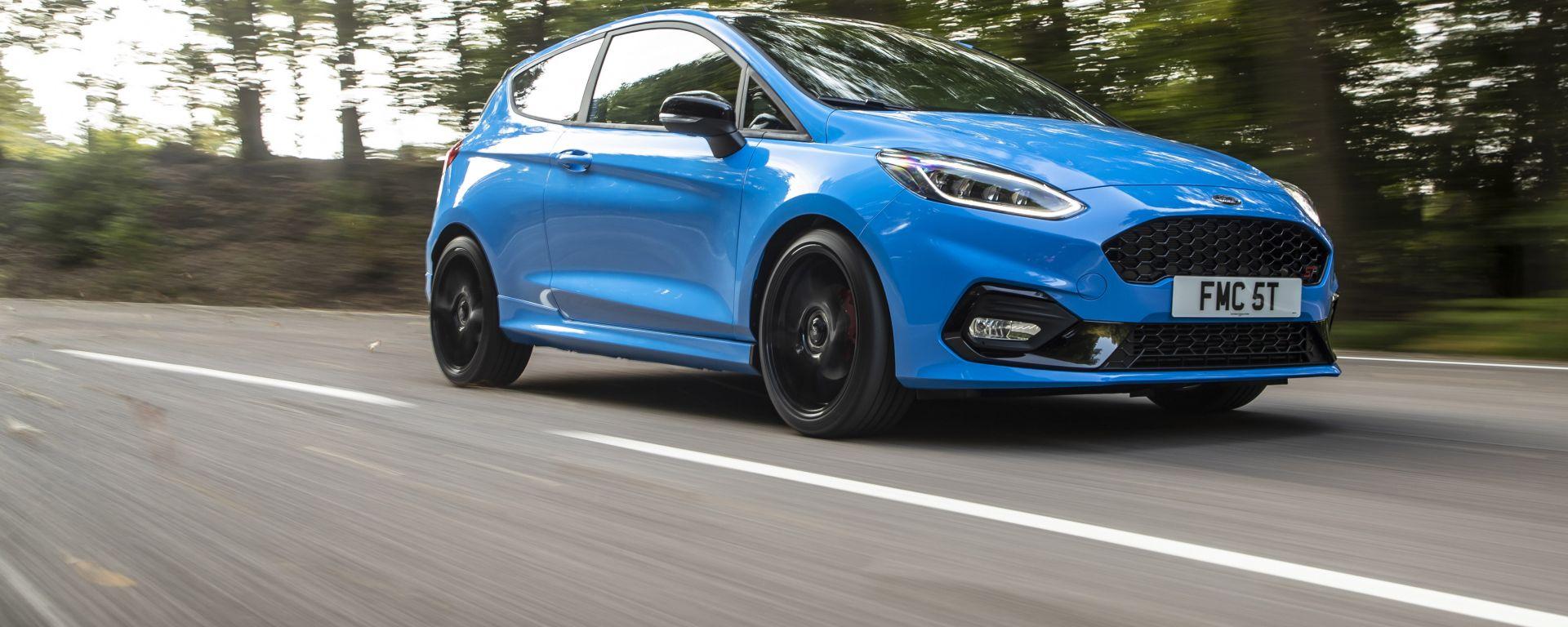 Ford Fiesta ST Edition: una hot hatch a tiratura limitata