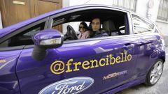 Ford Fiesta ST, la prova dello smart - Immagine: 7
