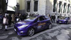 Ford Fiesta ST, la prova dello smart - Immagine: 4