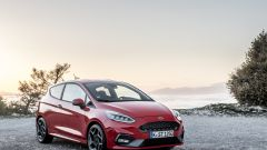Ford Fiesta St frontale