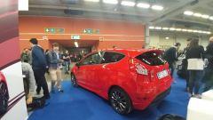 Ford Fiesta ST Line alla Milan Games Week 2016