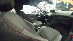 Ford Fiesta ST Line, gli interni