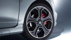 Ford Fiesta ST200, cerchi da 17'' opachi di serie