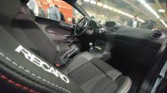 Ford Fiesta ST200, gli interni griffati Recaro