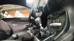 Ford Fiesta ST200, gli interni