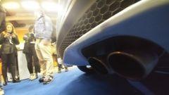 Ford Fiesta ST200, gli scarichi