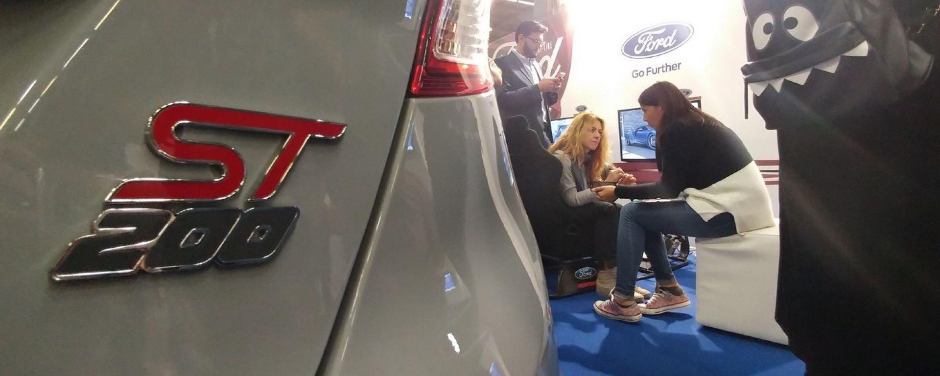 Ford Fiesta ST200, look personalizzato e 200 cv