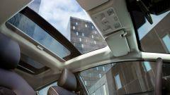 Ford Fiesta Titanium, il tetto panoramico