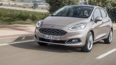 Ford Fiesta ST-Line e Fiesta Vignale: sportiva o elegante? - Immagine: 1