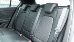 Ford Focus 1.0 EcoBoost Hybrid ST Line X, i sedili posteriori