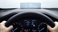Ford Focus 2018 volante e strumentazione