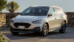 Ford Focus Active Wagon, la prova: effetto crossover - Immagine: 12